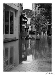 Inondations Wavre (Cedricounet) Tags: eau dyle 18135 wavre d80 innondations