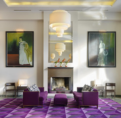 Fitzwilliam Hotel Lobby