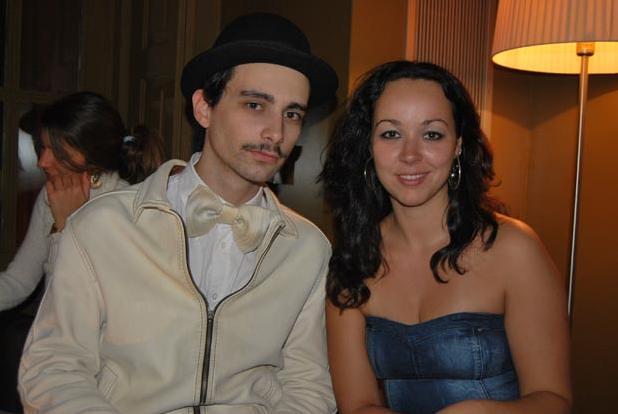 Eu & Inês Soares - 6 Nov 2010