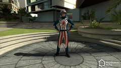 PlayStation Home (GT5 Racer Female)