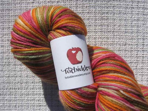 Forbidden Woolery Footloose, colorway Otoño