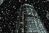 Calgary Snow? (Surrealplaces) Tags: canada calgary tower skyscraper torre normanfoster alberta wolkenkratzer thebow