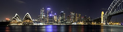 Sydney panorama (Luke Tscharke) Tags: panorama point luke sydney milsons kirribilli 3xp tscharke