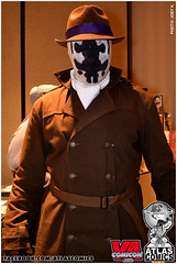 VA Comicon Rorschach (Joey K!) Tags: walter book virginia costume comic cosplay rorschach richmond va convention watchmen comicon con kovacs