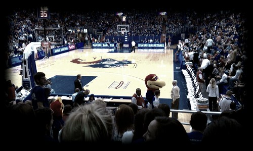 Jayhawk Basketball - 11/19/2010