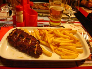 Buffalo Grill, Reims