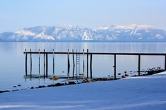 Keep Tahoe blue, Lake Tahoe, CA, USA