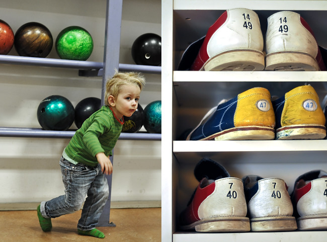 nilse i bowlinghallen