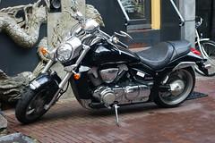Amsterdam Motorbike (pepemczolz) Tags: bike motorbike amsterdamsonya350minolta50mmf17