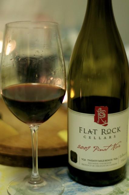 2009 Flat Rock Pinot Noir