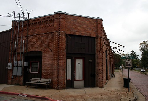 commercial structure at 113 church street