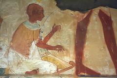Tumba de Nakht TT52 , Sheikh Abd el-Qurna , Luxor. (Soloegipto) Tags: egypt egyptian luxor gurna qurna nakht nobletombs tt52 tumbasdelosnobles