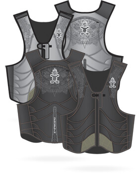 starboard impact vest