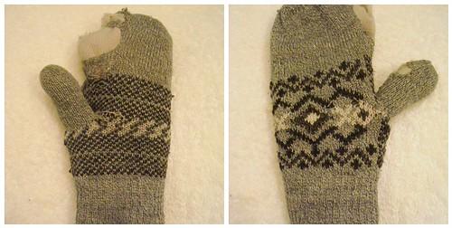 dead mittens