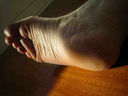 after a long sole-seeking exercise