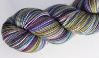 "50% off ""Shadows and Dreams"" on Eclipse twist sock"