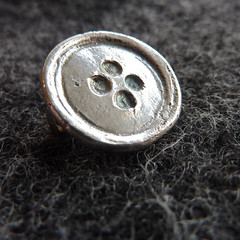 button 2 (the beauty is in the detail . . .) Tags: uk silver handmade brooch craft button pmc artclaysilver finesilver notonthehighstreet noths thebeautyisinthedetail notonthehightstreet