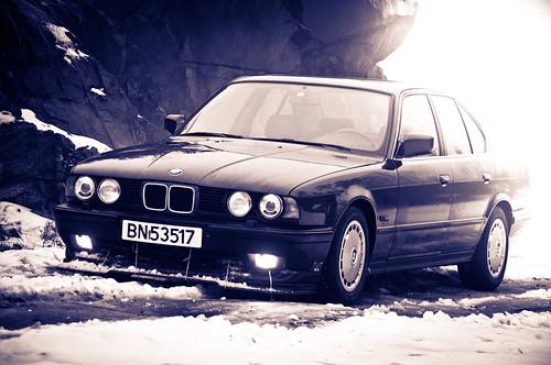 Bmw 520i E34. Wiener (1991 BMW 520i E34)