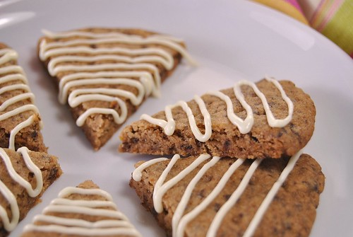 Chocolate Orange Shortbread