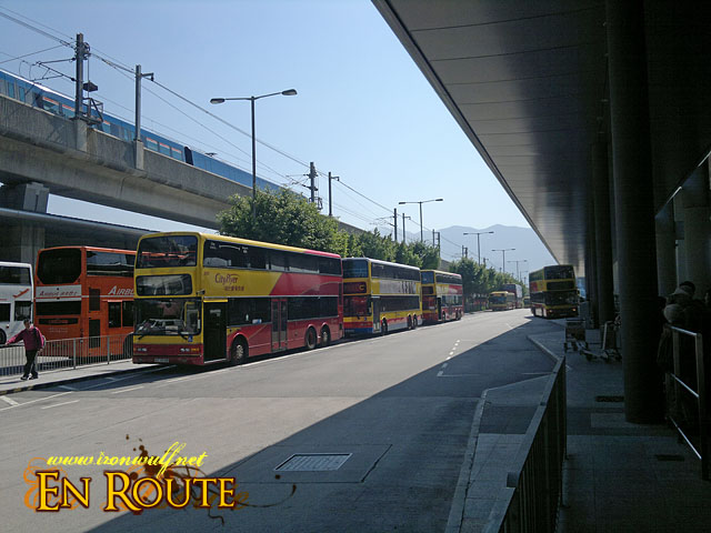 Buses to the City