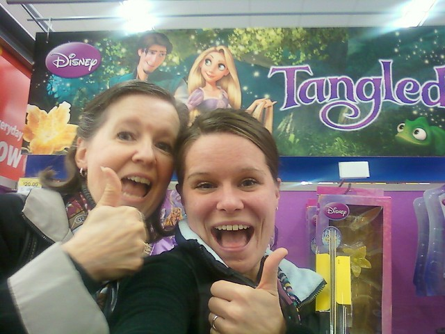 we loved Tangled