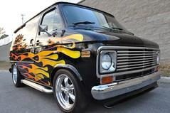 "1977 Vandura Hot Wheels Super Van • <a style=""font-size:0.8em;"" href=""http://www.flickr.com/photos/85572005@N00/5211857949/"" target=""_blank"">View on Flickr</a>"
