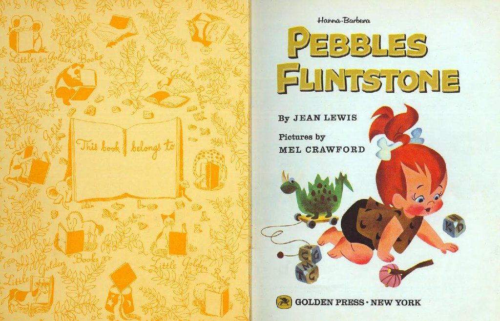 Pebbles Flintstone002