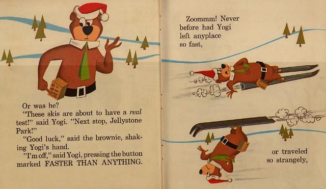 Yogi Bear Helps Santa013