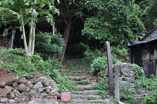 興福寮古道登山口
