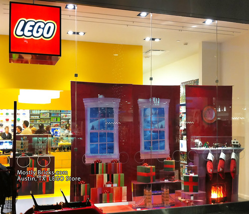 LEGO Store at Austin, Texas (Barton Creek)