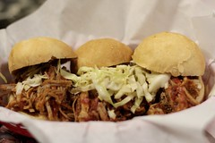 Billies - pork sliders