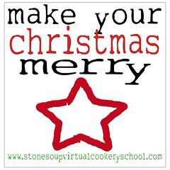 make your christmas merry logo