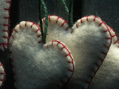 Heart tops