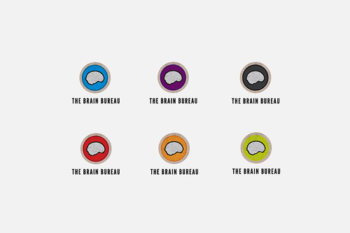 The Brain Bureau Color Options