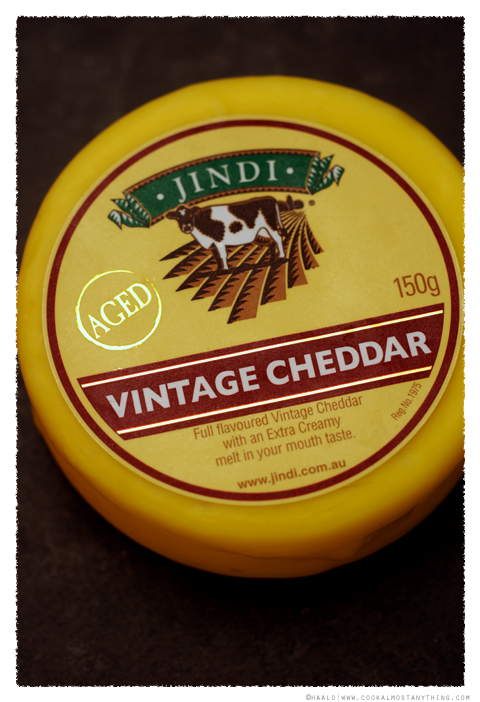 Jindi Vintage Cheddar© by Haalo