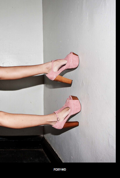 pink shoes 4