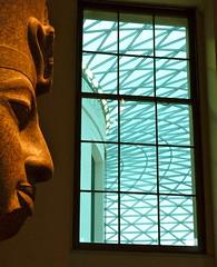 Profile (Rachel Perrie) Tags: sculpture london stone profile egypt britishmuseum