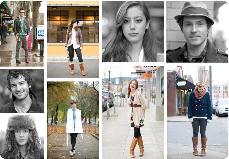 Street Style—Portland, OR