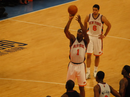 Amar'e and Fields