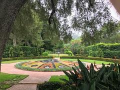 The Topiary Garden (babylaughter) Tags: babylaughter topiary garden lotusland montecito clock astrology trees ganna watsaka top10 horticultural