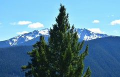 Manning Provincial Park (careth@2012) Tags: scene scenery scenic view mountain snowcapped snowcappedmountain landscape panorama mountains britishcolumbia manningpark manningprovincialpark ecmanningprovincialpark snowcappedmountains