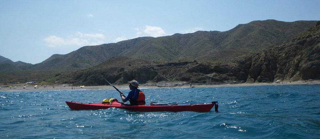 Cabo de Gata en kayak 037