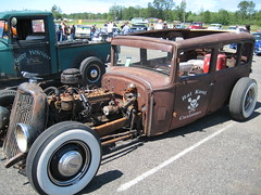Billetproof - Packard Rat Rod
