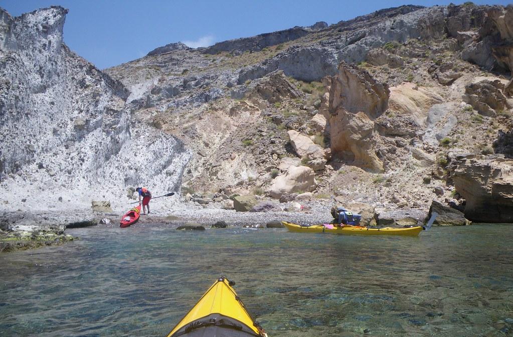 Cabo de Gata en kayak 171
