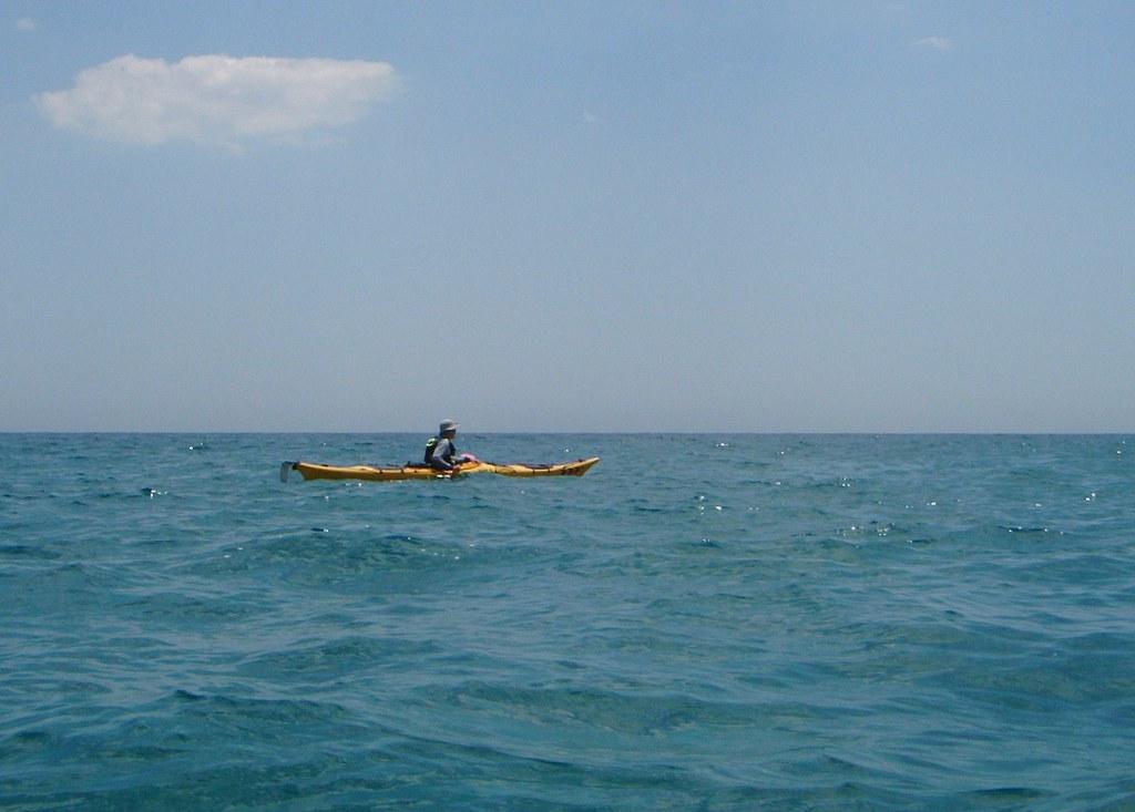 Cabo de Gata en kayak 574