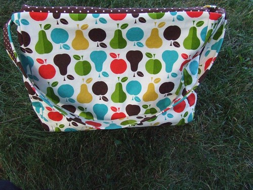 Diaper Bag Back