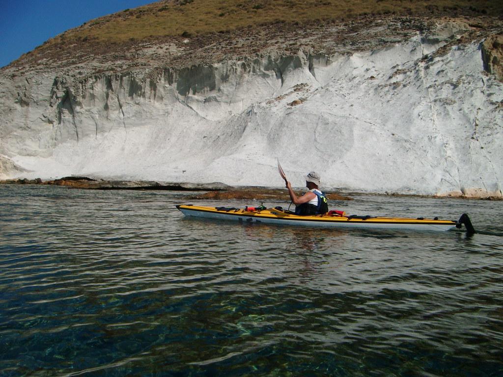 Cabo de Gata en kayak 728