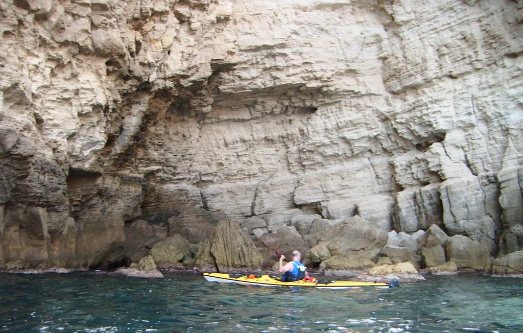 Cabo de Gata en kayak 671
