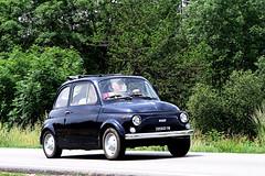 FIAT  500 (marvin 345) Tags: auto old italy classic cars car vintage tn fiat voiture historic oldtimer 500 trentino fiat500 cinquecento epoca treasurehunt vecchia vecchie storiche valdinon dambel cacciatesoro