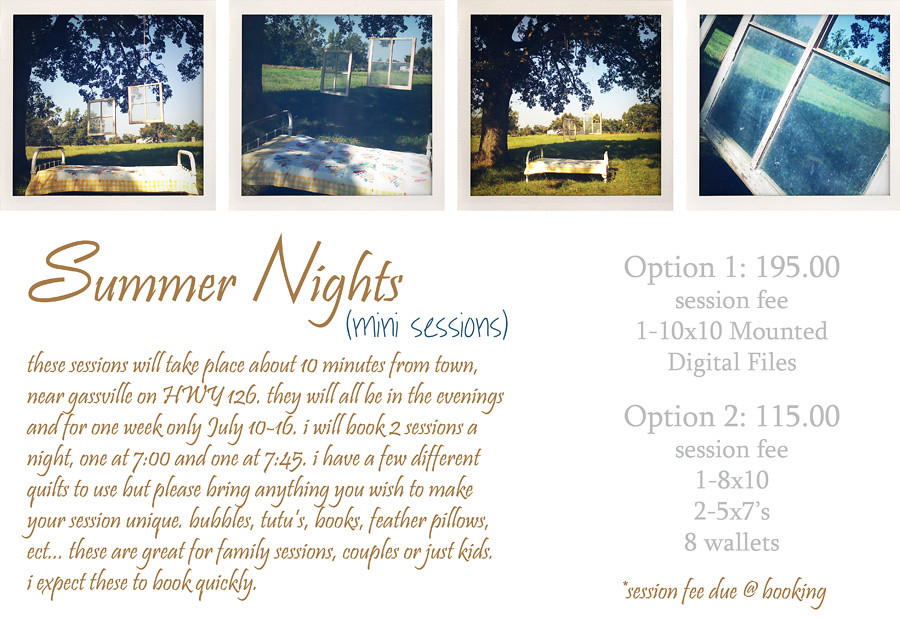 bed summer sessions email b